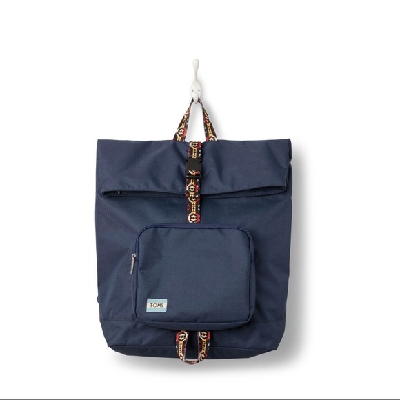 d6a72f0deb Toms Bags | Anti Bullying Backpack In Black Olive | Poshmark